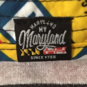 ab25a85e90b old bay Accessories - Maryland Old Bay Seasoning bucket hat